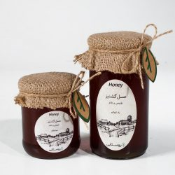 عسل گشنیز کاملا طبیعی و خام