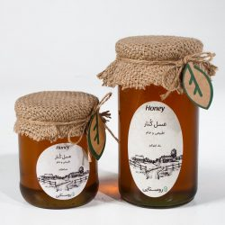 عسل کنار طبیعی و خام