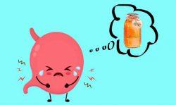 بهبود رفلاکس معده و زخم معده با عسل طبیعی